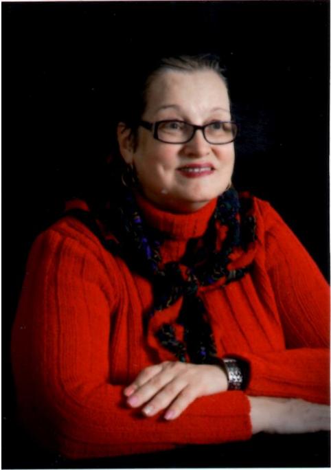 Author Mary Catherine Rishcoff