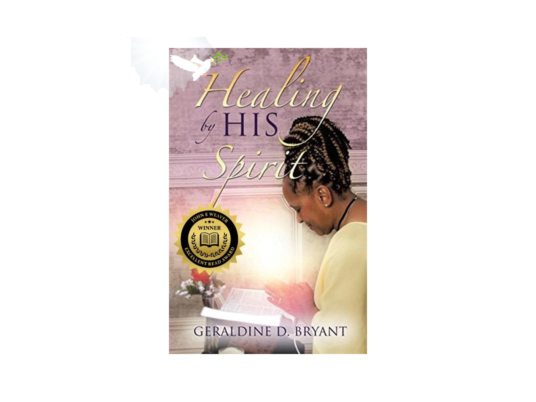 healing by His Spirit book cover
