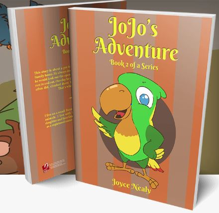 Jojo Adventure - ReadersMagnet
