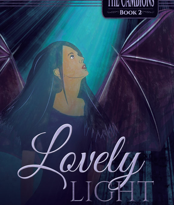 Lovely Light   Michelle L. Gonzales