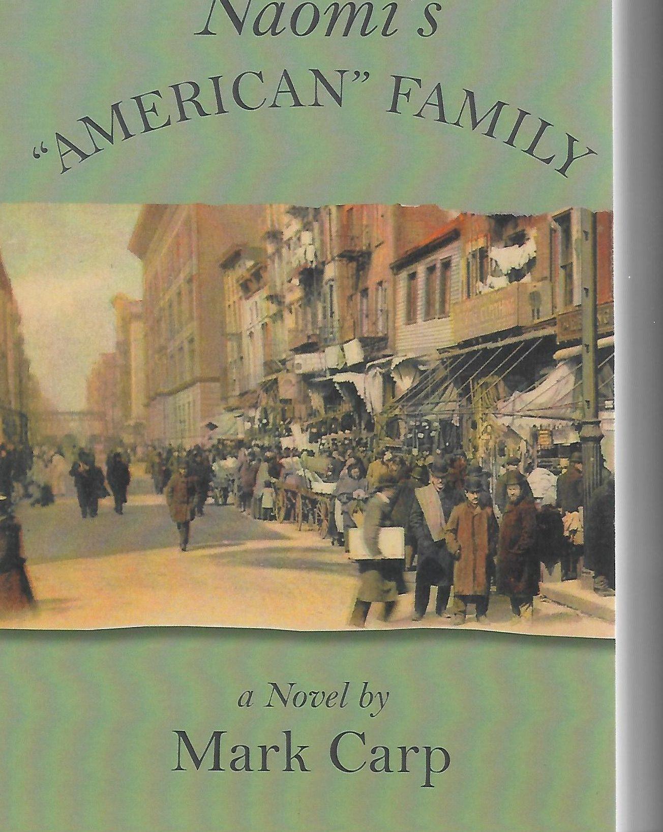 Naomi's 'American' Family | Mark Carp - ReadersMagnet