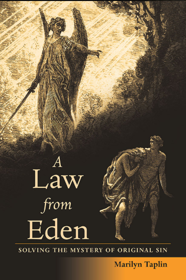 A Law from Eden by marylin Taplin book cover