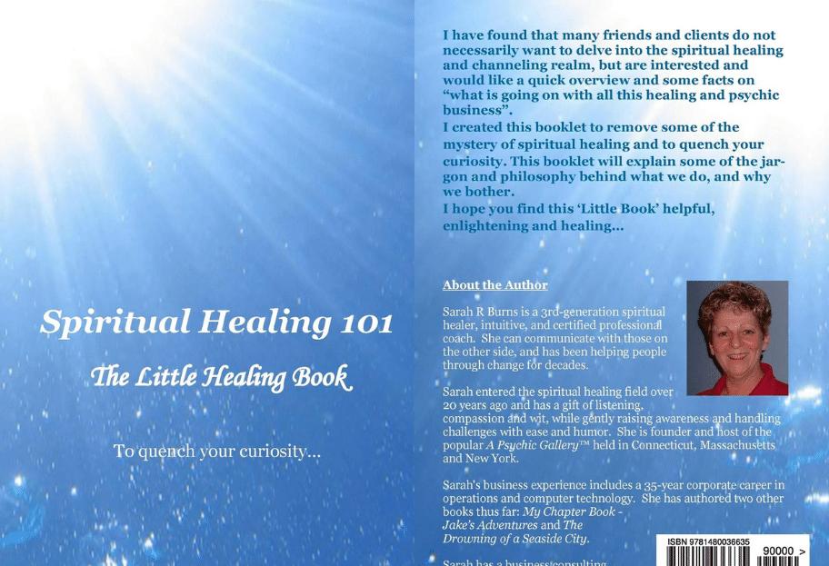 Spiritual Healing 101 | Sarah R Burns