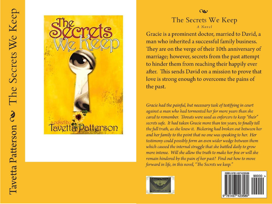 The Secrets We Keep by Tavetta Patterson
