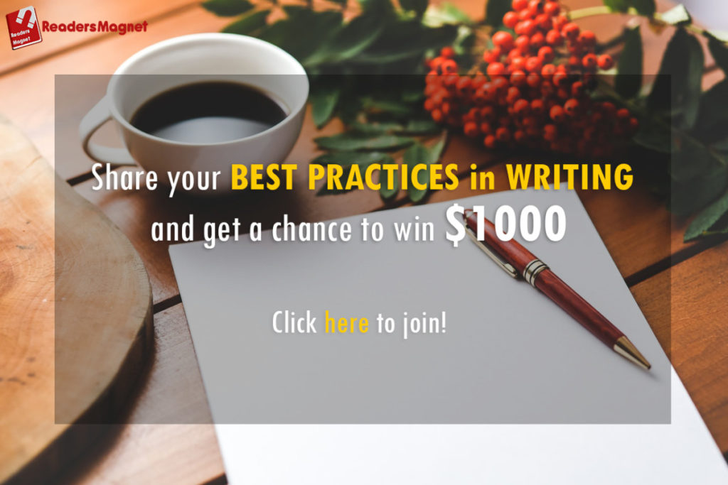 Click banner to Join writing competition