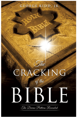 The cracking of the bible book cover for readersmagnet
