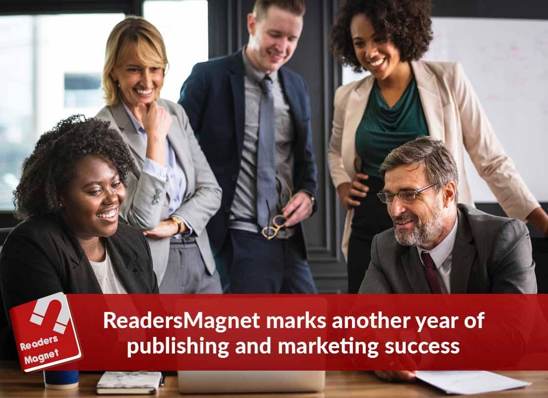 publishing marketing