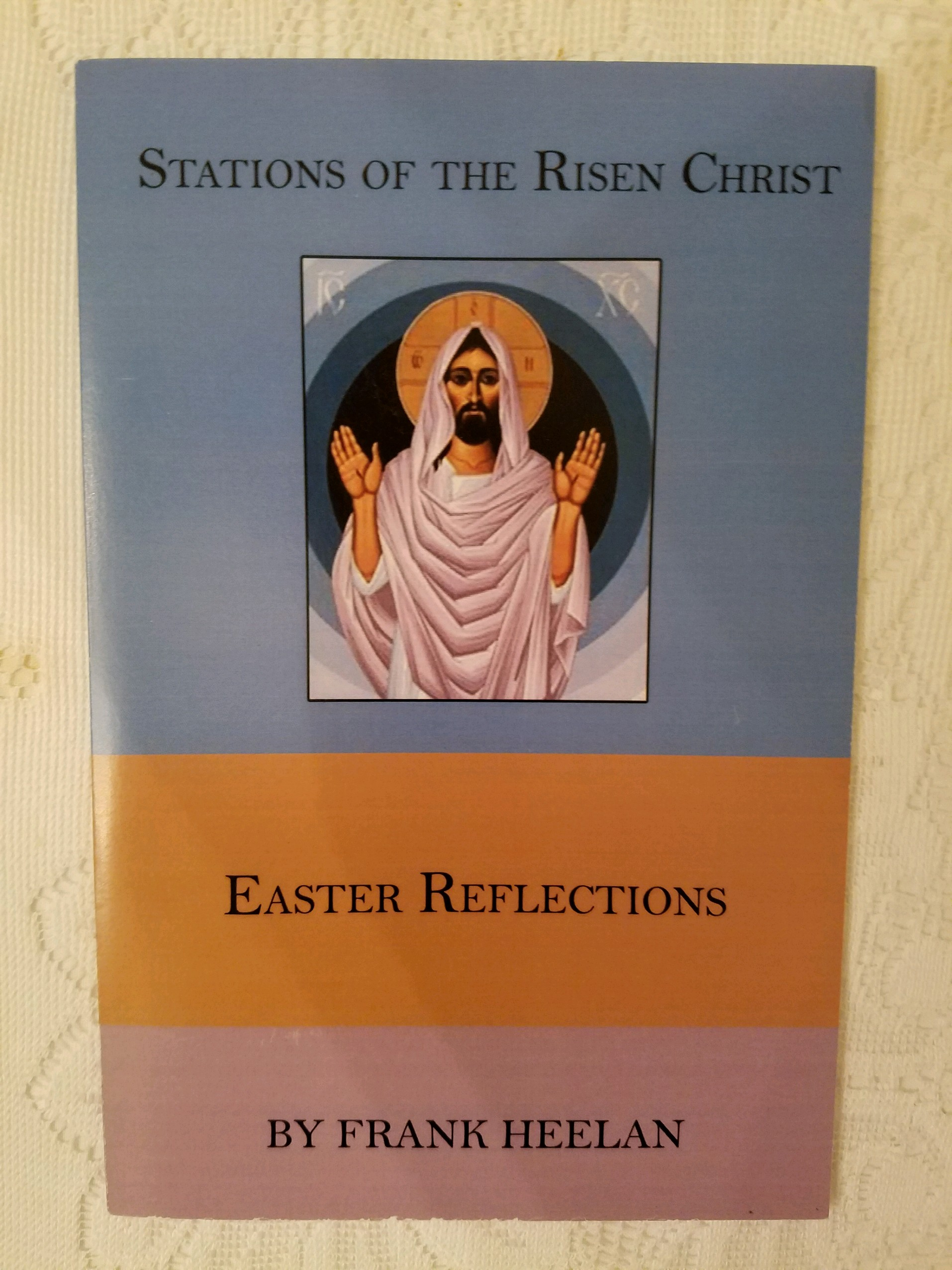 Station of the Risen Christ by Frank Heelan