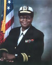 PamelaJune Anderson in Uniform