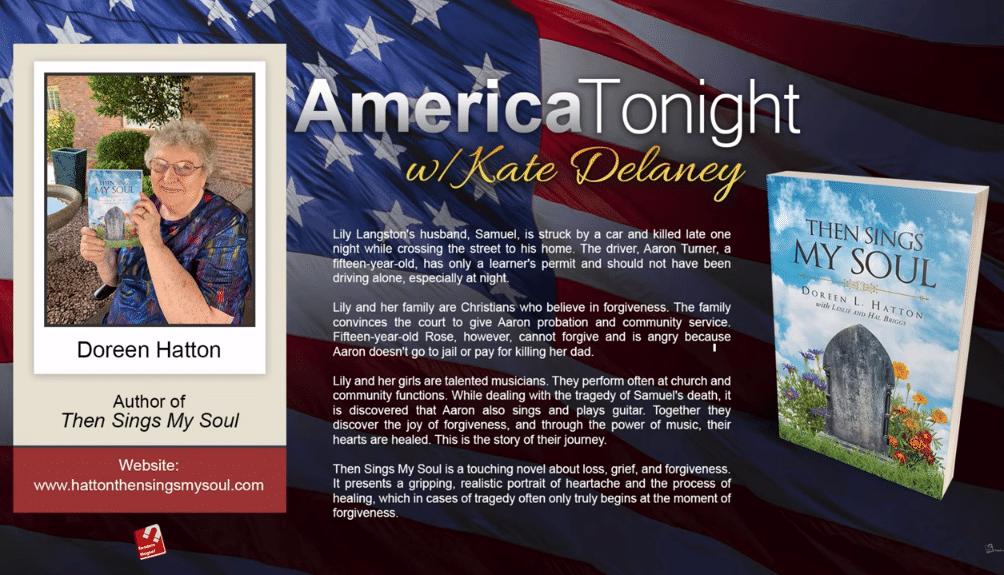 Doreen Hatton interview kate delaney