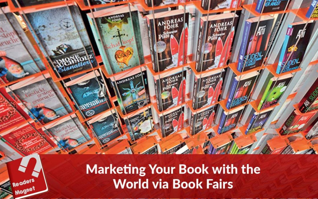 Marketing Your Book with the World via Book Fairs