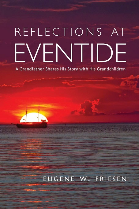 Eventide by Eugene Friesen