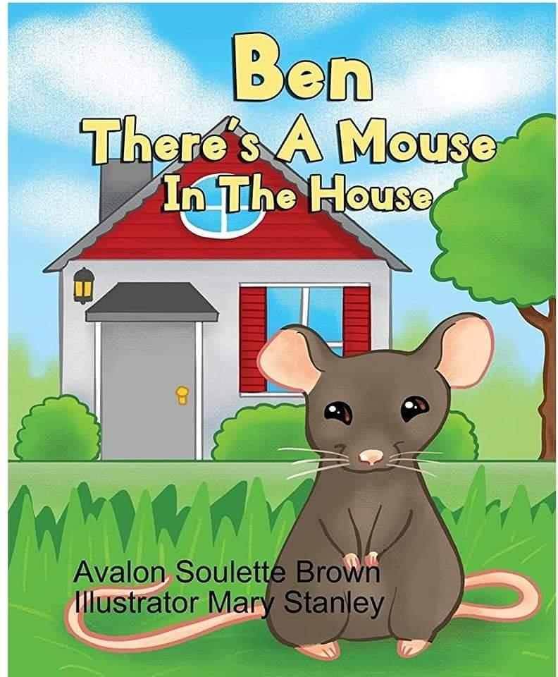 Ben A mouse in the house