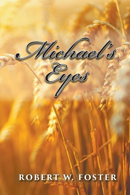 Michael's Eyes book cover readers magnet
