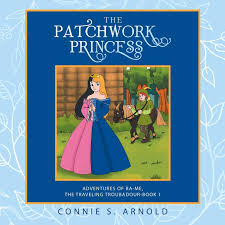 The Patchwork Princess cover