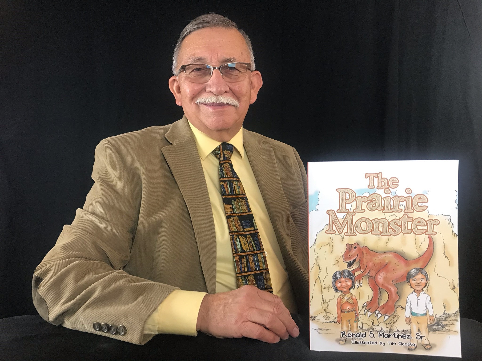 The Prairie Monster with Author Ronald S. Martinez Sr.