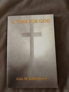 A Time for God book cover