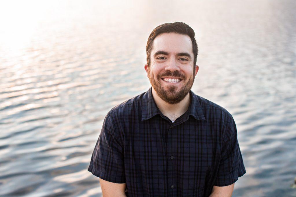Matthew J Diaz author photo