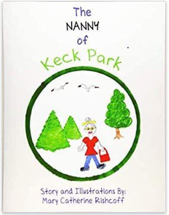 Mary Catherine Rishcoff Author of The Nanny of Keck Park