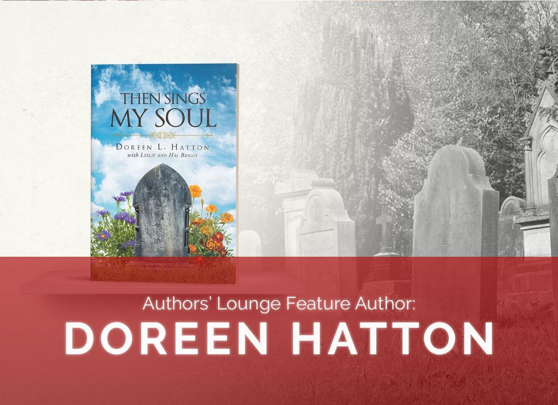 Feature Author: Doreen Hatton banner