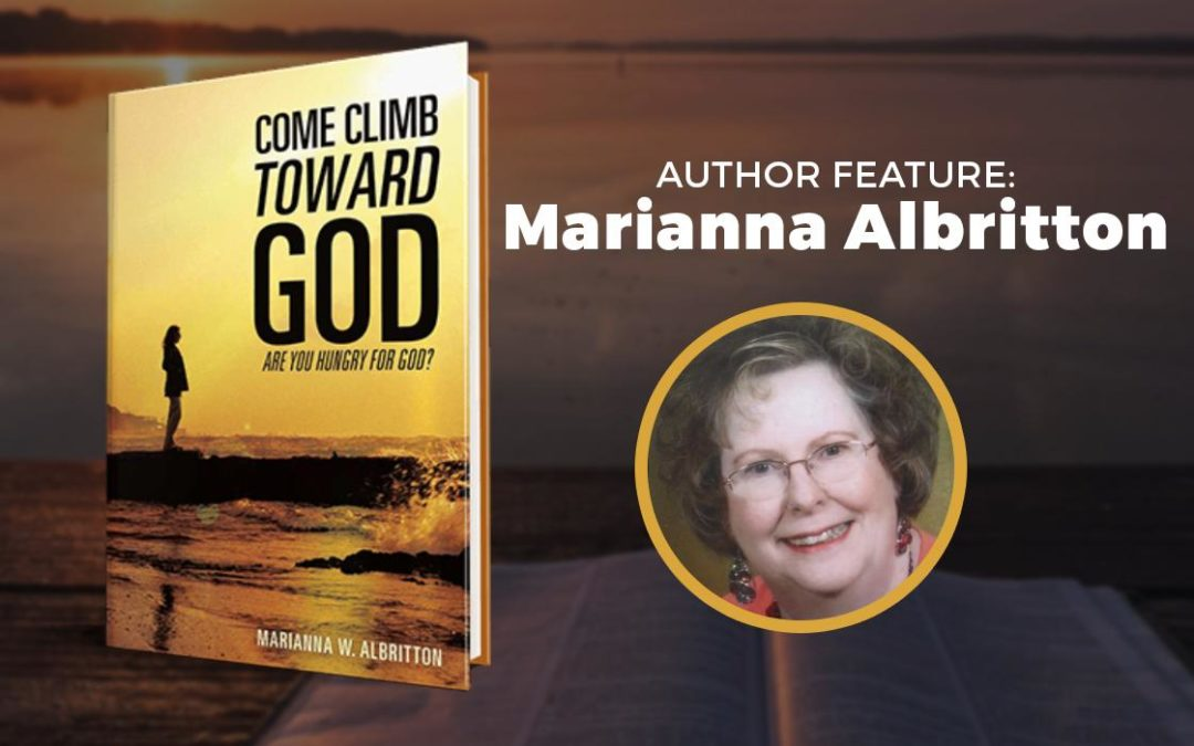 Author Feature: Marianna Albritton