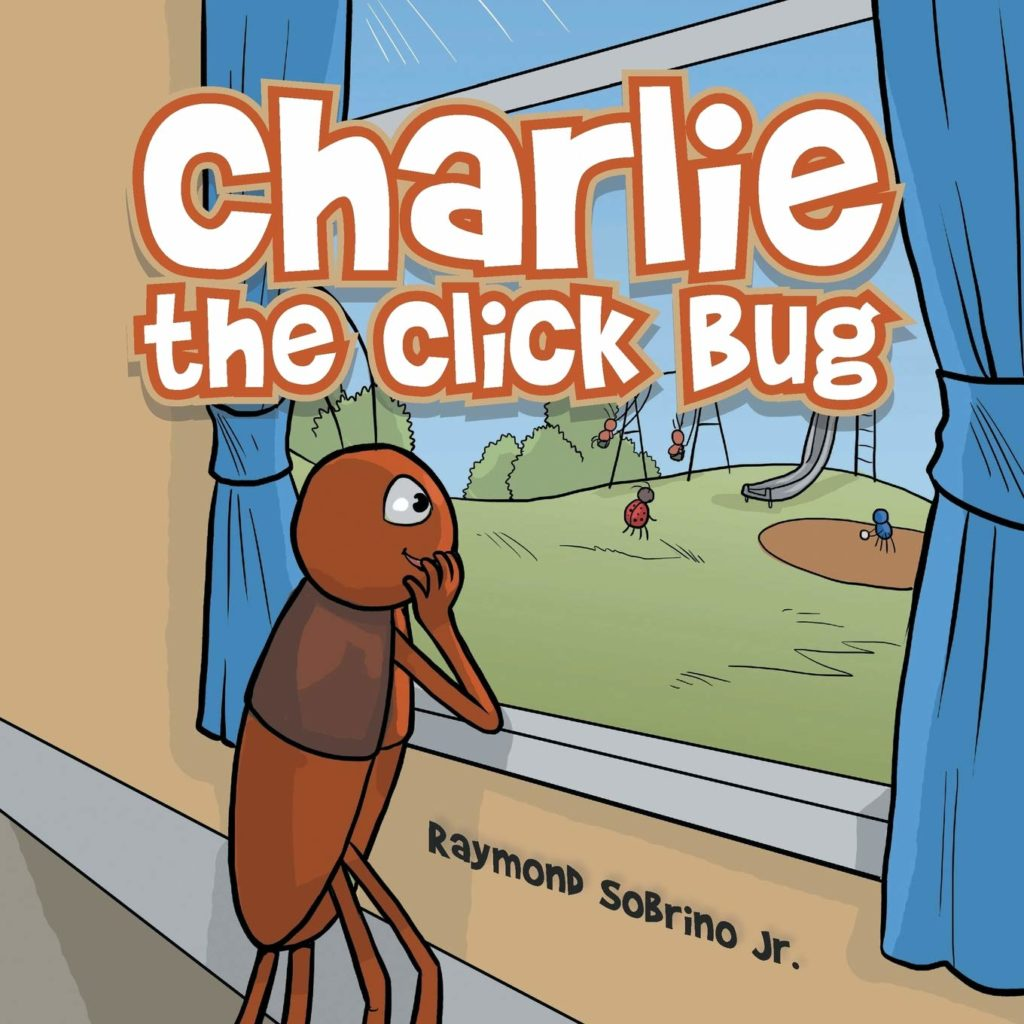 Charlie the Click Bug banner