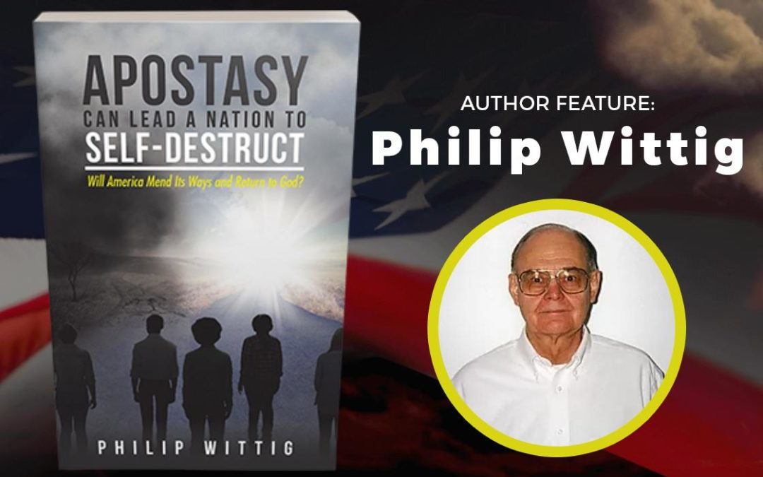 Author Feature: Philip Wittig
