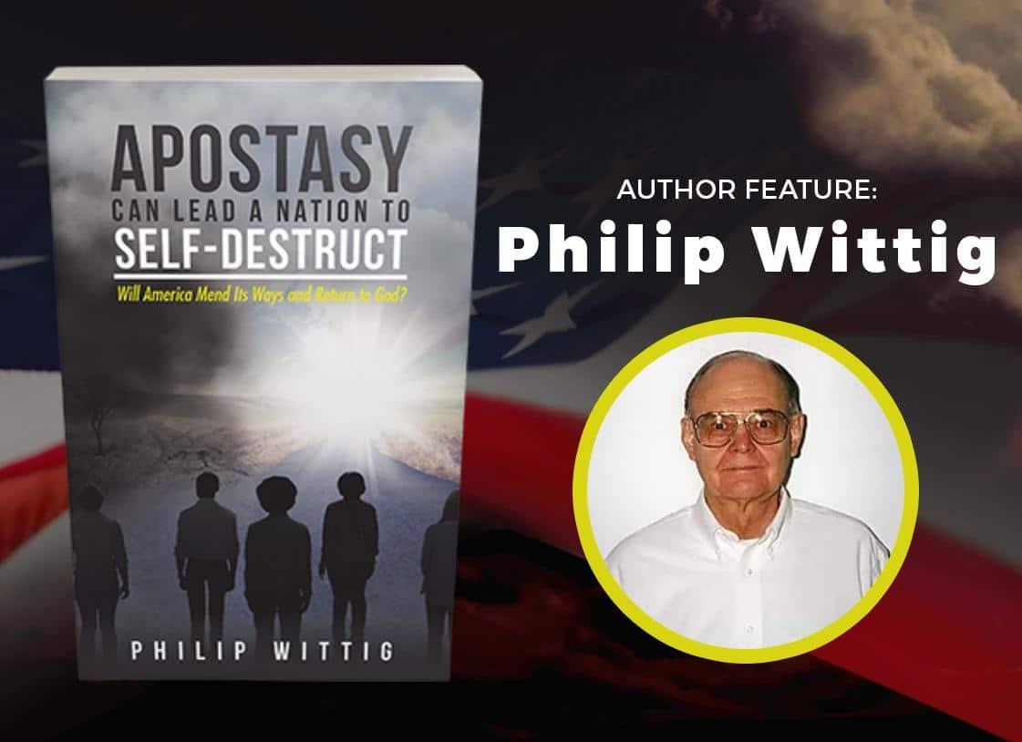 Author Feature Philip Wittig banner