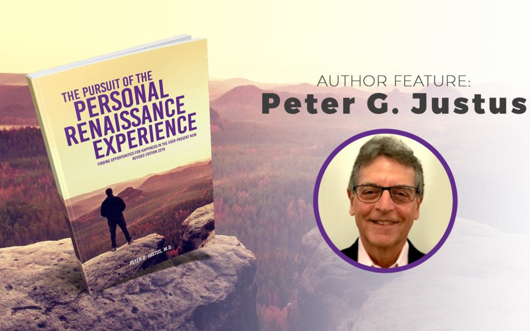 Author Feature: Dr. Peter Justus