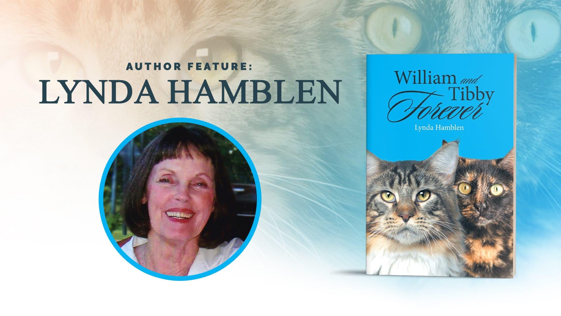 Author Feature: Lynda Hamblen banner