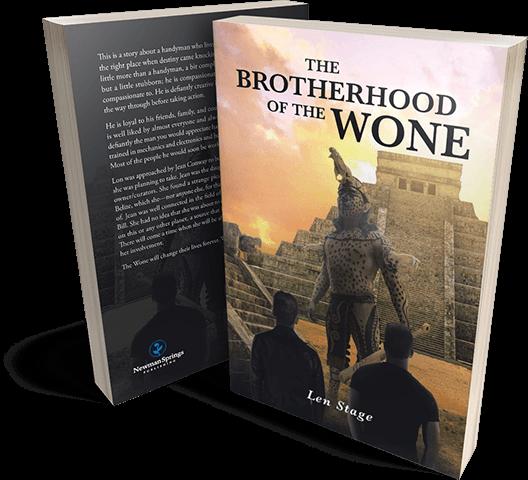 The Brotherhood of the Wone Mock up