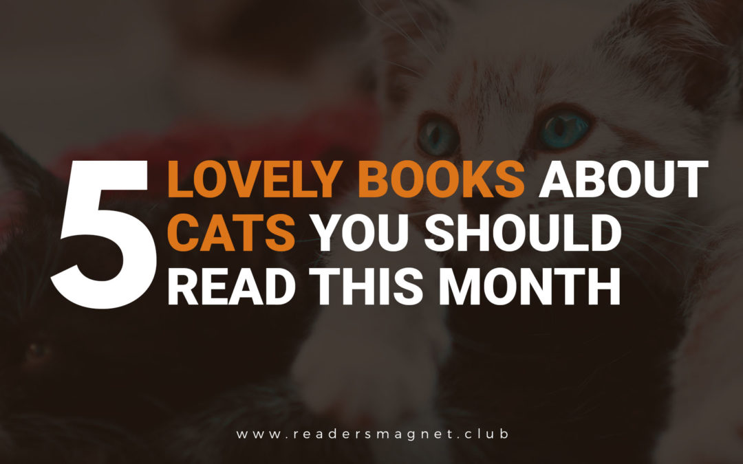 Five Lovely Books About Cats You Should Read This Month