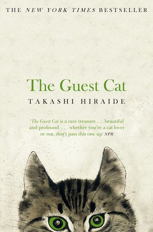 The Guest Cat by Takashi Hiraide cover