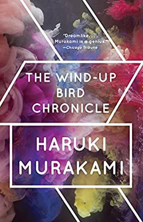 The Wind-Up Bird Chronicle by Haruki Murakami cover