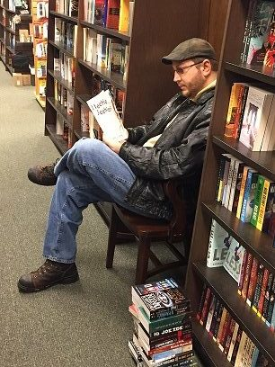 Author of the Week Brent J. Heyen