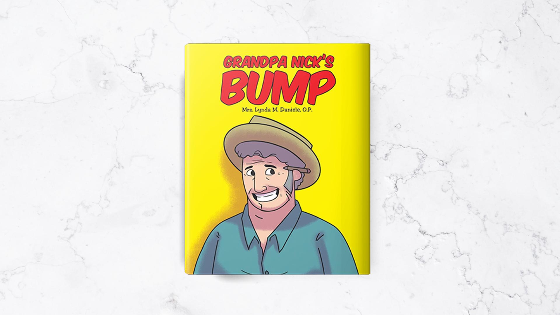 Grandpa Nick's Bump by Lynda Damiele banner
