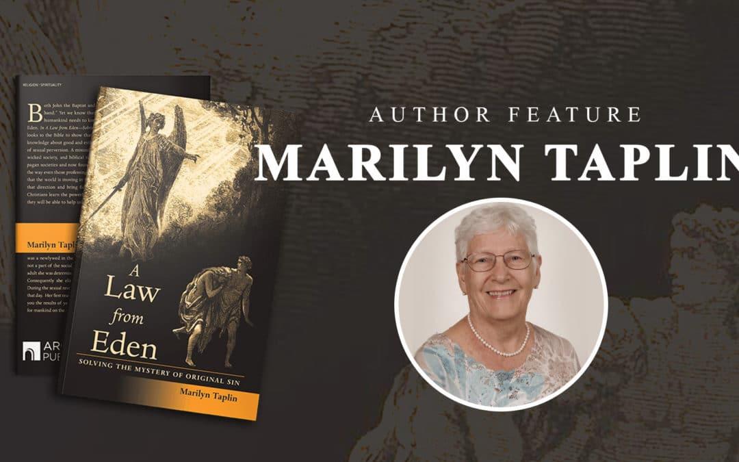 Author Feature: Marilyn Taplin