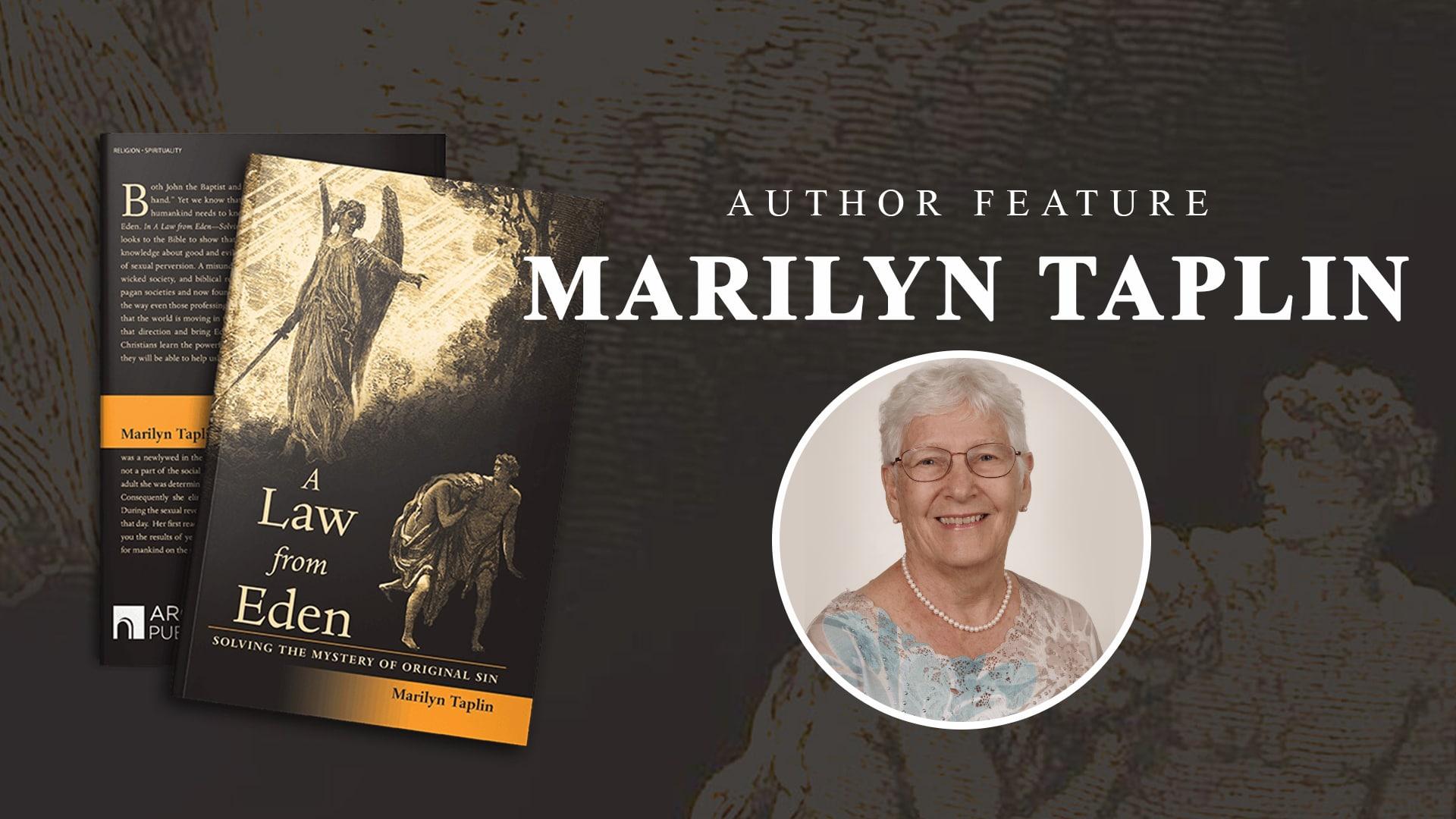 MARILYN TAPLIN banner