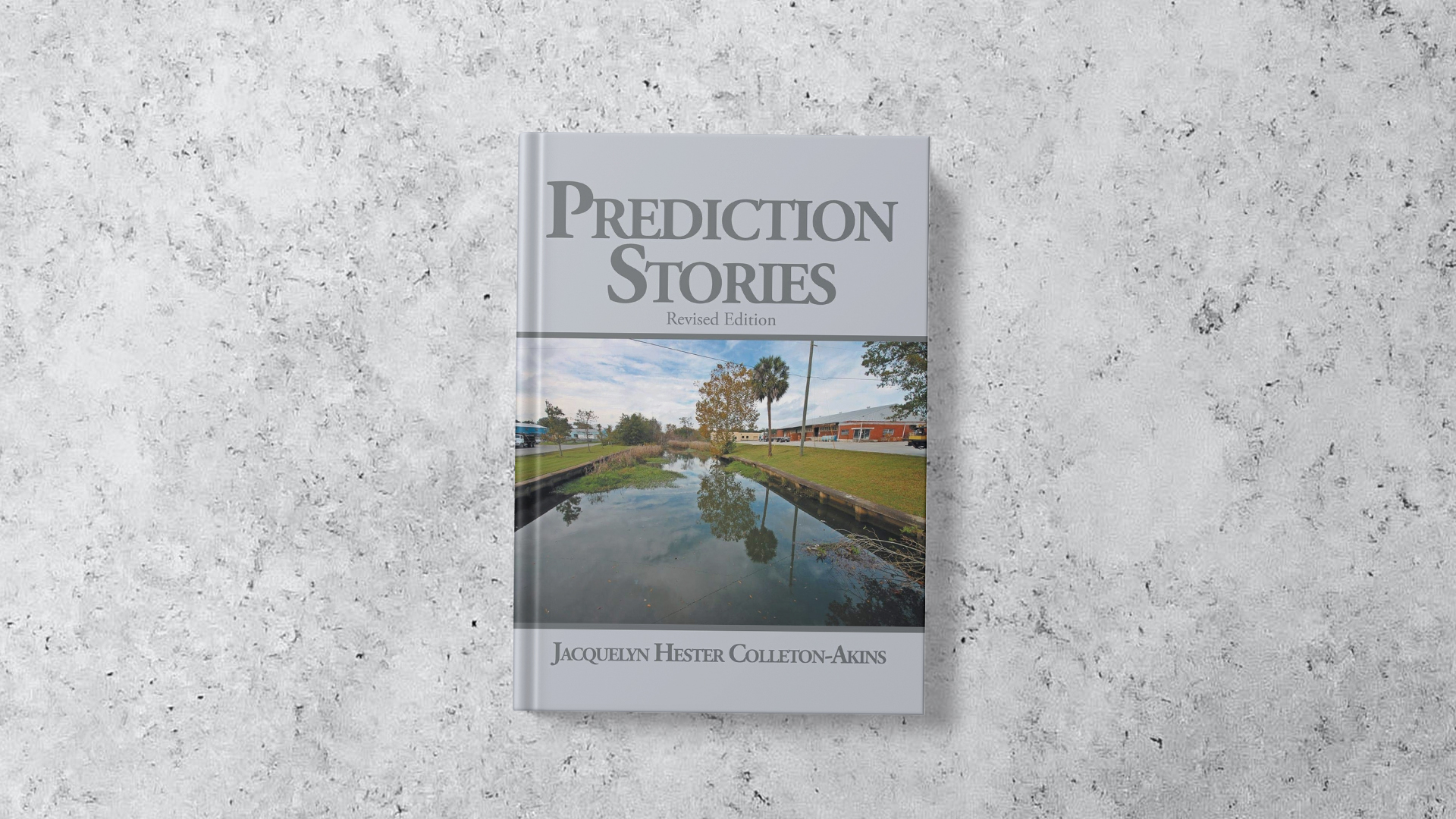 Prediction Stories by Jacquelyn Hester Colleton-Akins banner