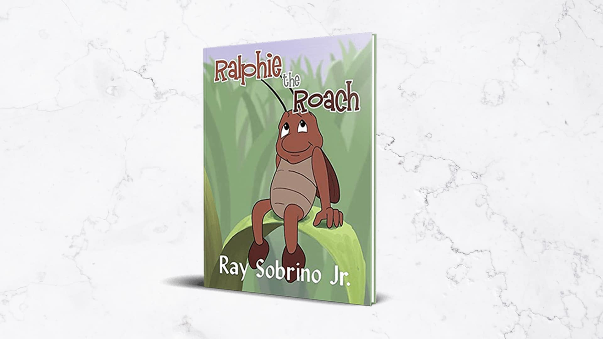 Ralphie the Roach by Ray Sobrino Jr banner