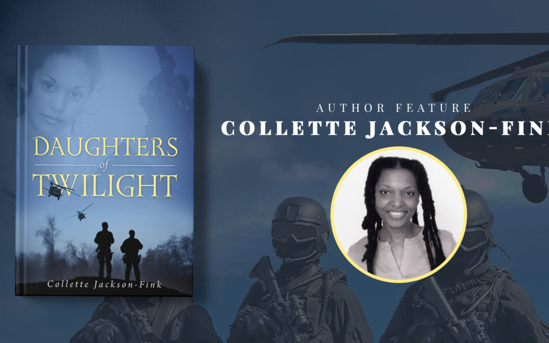 Author Feature: Collette Jackson-Fink