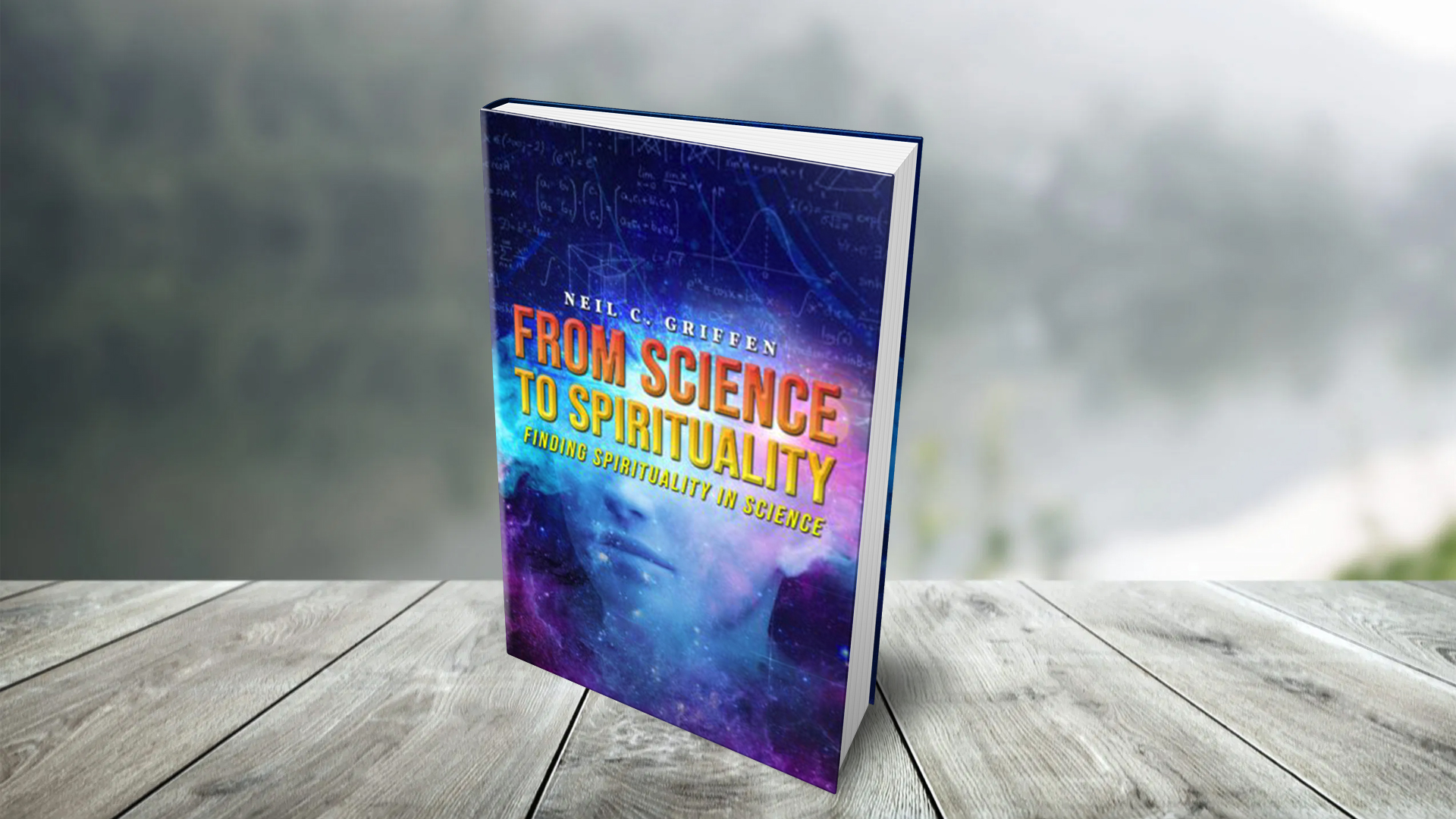 Book Feature: From Science to Spirituality banner