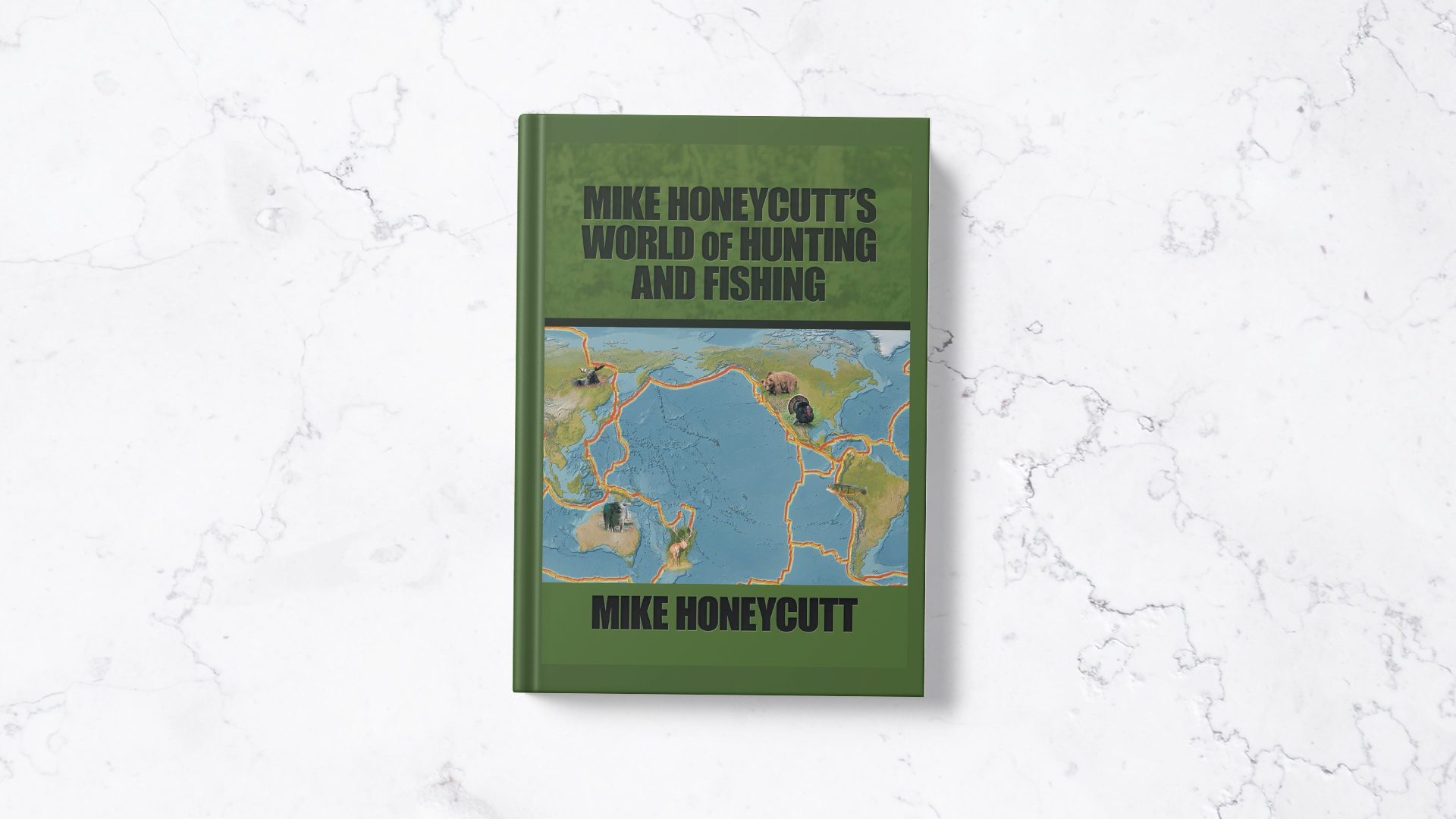 Mike Honeycutt's World Of Hunting and Fishing banner