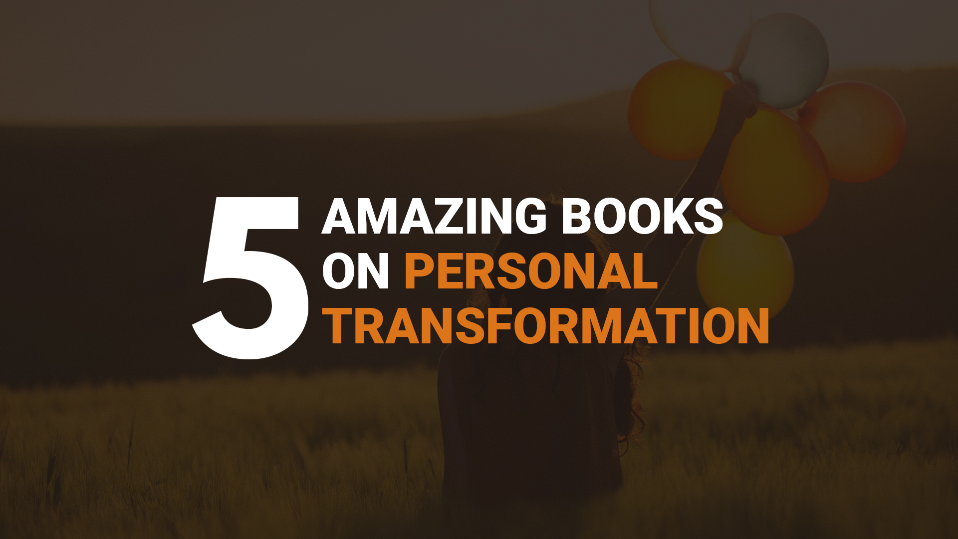 Personal Transformation banner