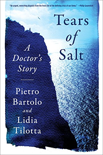 Tears of Salt A Doctor's Story by Pietro Bartolo and Lidia Tilotta cover