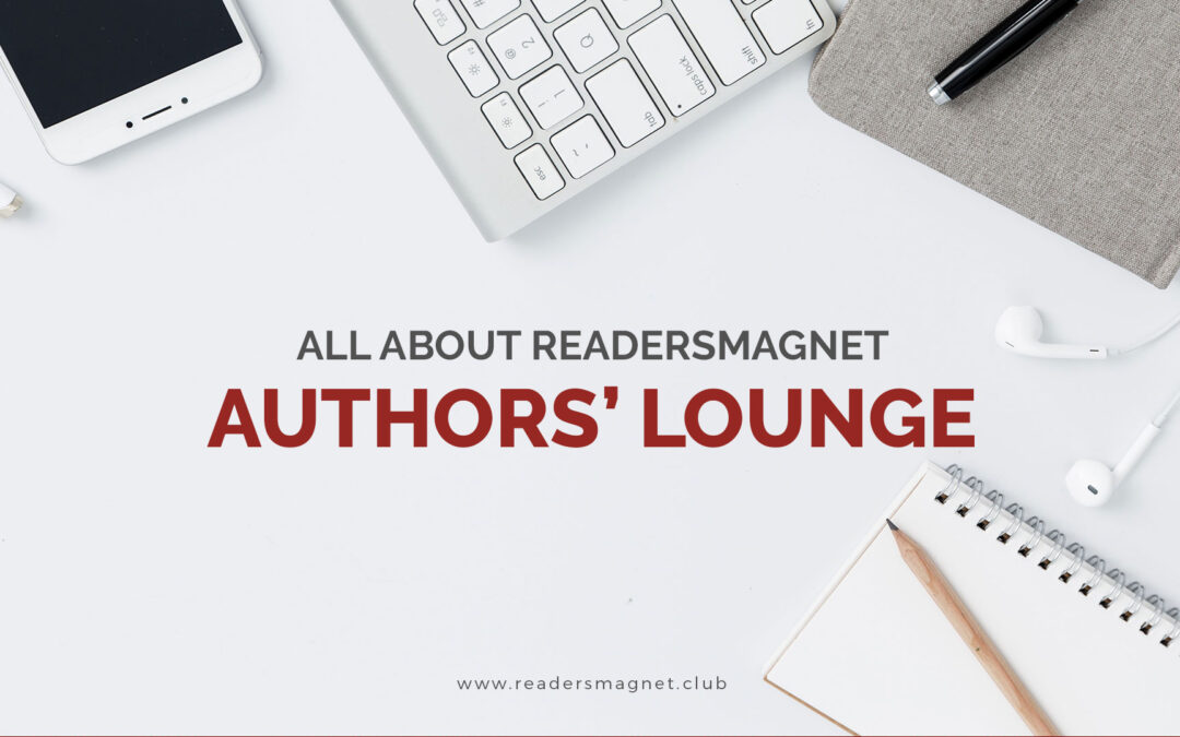 All About ReadersMagnet Author's Lounge