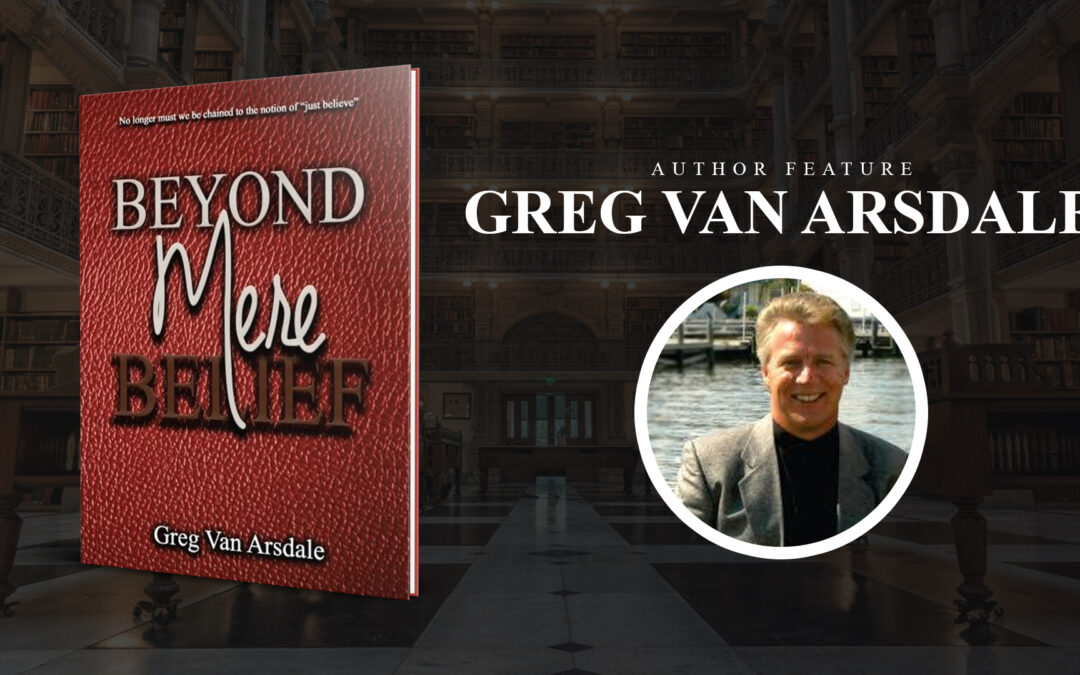Author Feature: Greg Van Arsdale