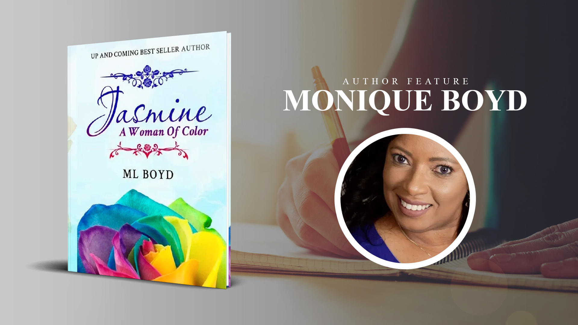 Author Feature: Monique Boyd banner