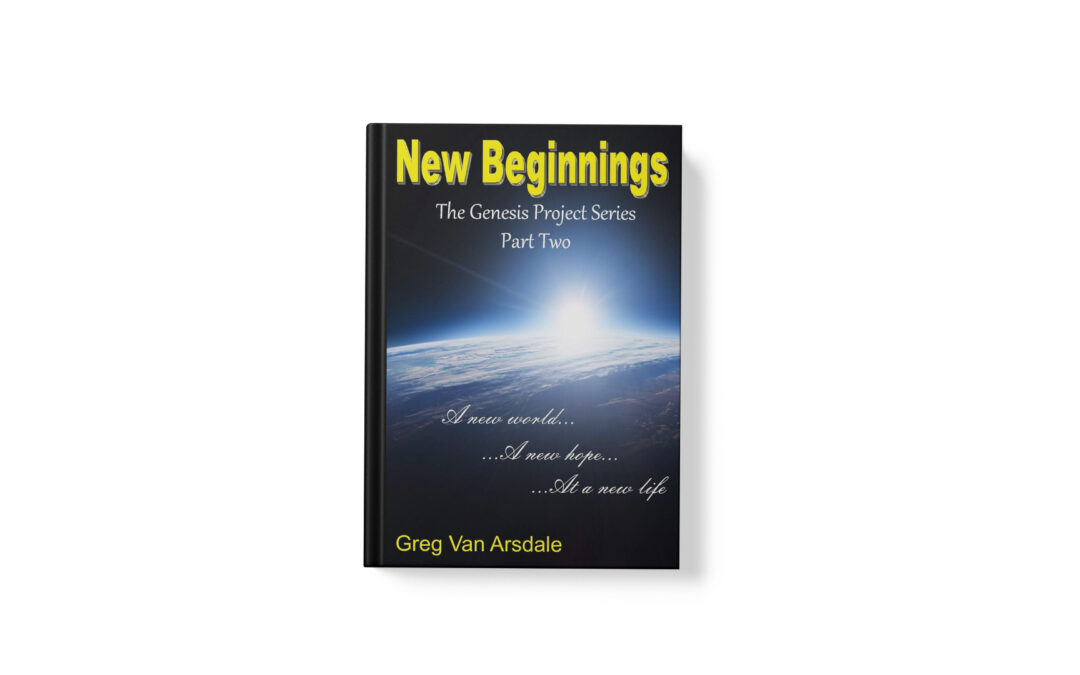 "Book Feature: ""New Beginnings"" by Greg Van Arsdale"