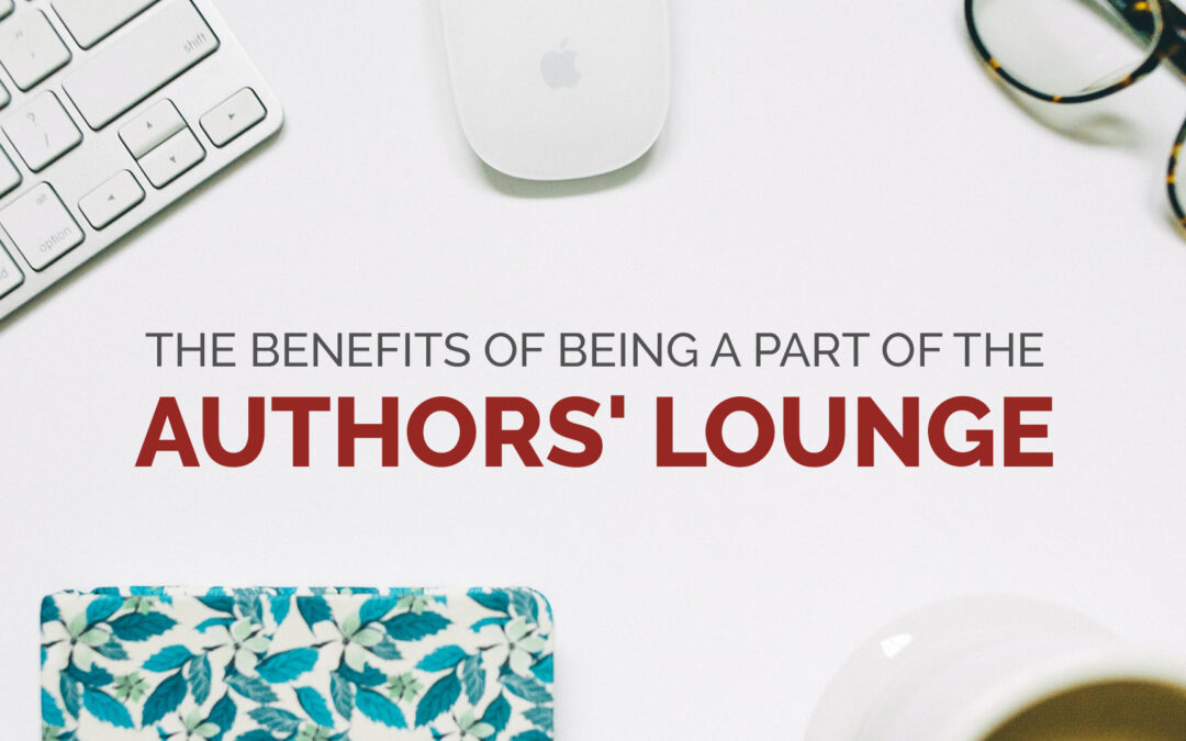 Five Benefits of Being a Part of ReadersMagnet Authors' Lounge